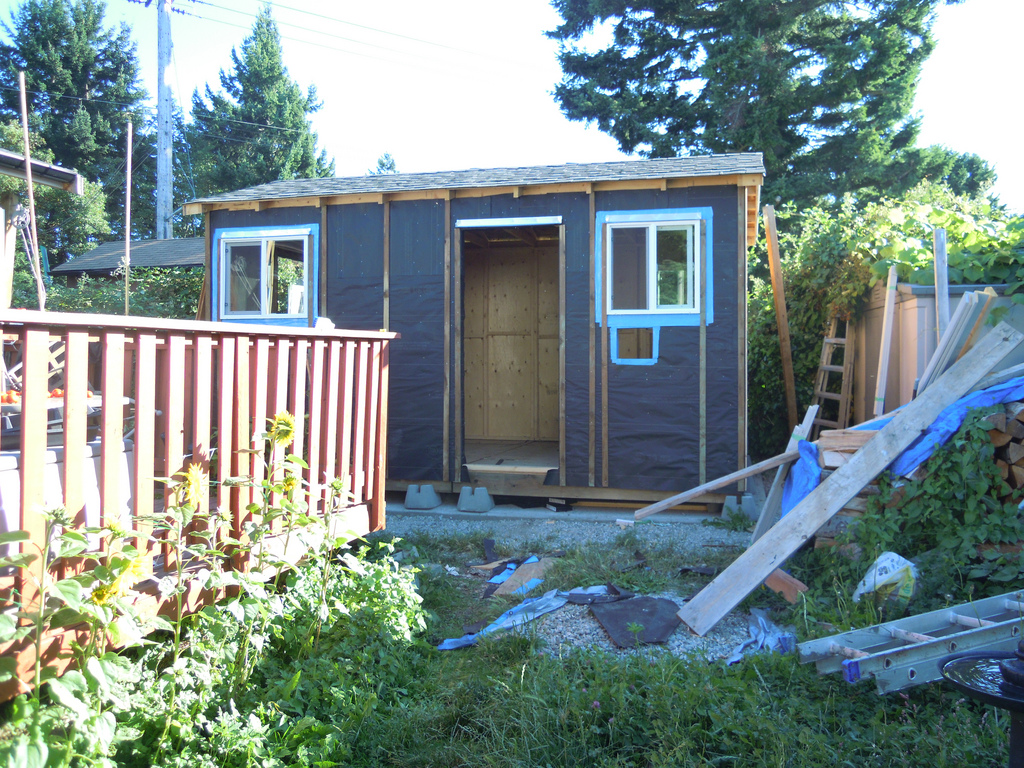 Plans For Creating A Shed – Hints And Tips About Choosing The Proper Place